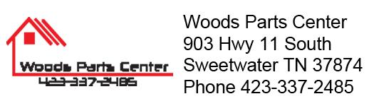 Woods Parts Center